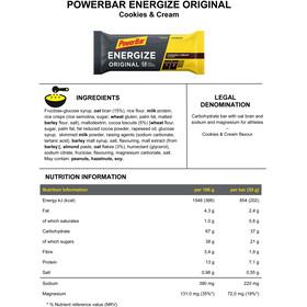 PowerBar Energize Multiflavor Promotion Aktion 3+1 For Free x 55g